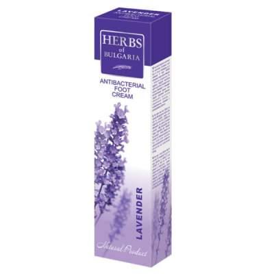 Крем для ног Herbs of Bulgaria Lavender 75 мл