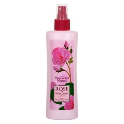 Розовая вода Rose of Bulgaria с пульверизатором 230 мл