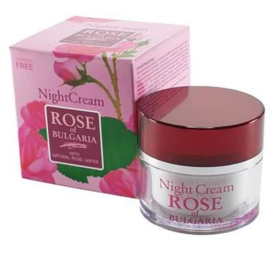 Крем для лица ночной Rose of Bulgaria 50 мл