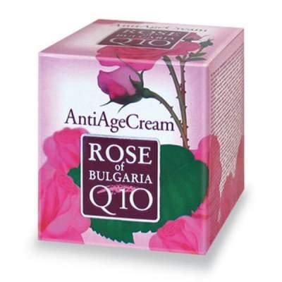 Крем против морщин Q10 Rose of Bulgaria 50 мл