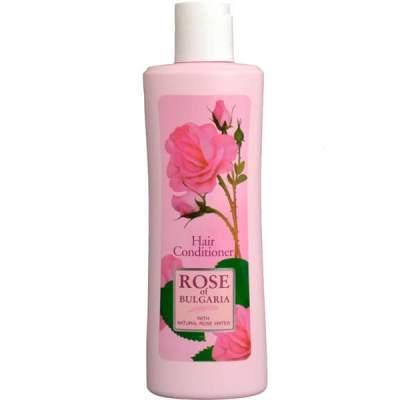 Кондиционер для волос Rose of Bulgaria с помпой-дозатором 230 мл
