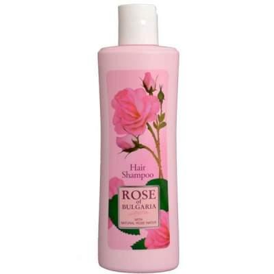 Шампунь для волос Rose of Bulgaria с дозатором 230 мл