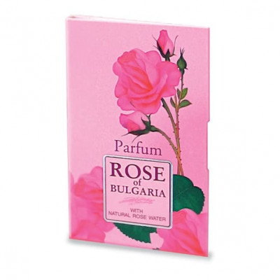 Духи женские Rose of Bulgaria 2,1 мл