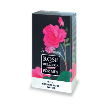 Лосьон после бритья Rose of Bulgaria for men 100 мл