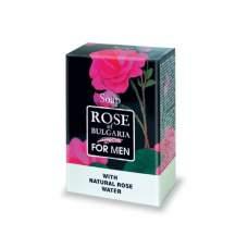 Мыло для мужчин Rose of Bulgaria for men 100 мл