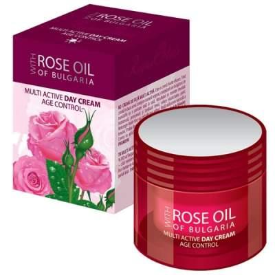 Крем дневной мультиактивный Rose Oil of Bulgaria 50 мл