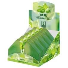 Натуральное мыло ручной работы Базилик