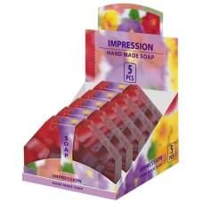 Натуральное мыло ручной работы Импрессия  80 г