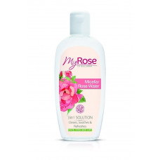 Мицеллярная розовая вода Micellar Rose Water My Rose of Bulgaria 220 мл
