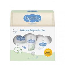 Подарочный набор Bebble (Крем-мыло, Шампунь д/волос и тела, Крем п/подг, Крем д/тела, Масло д/тела)