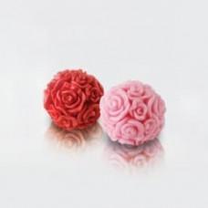 Мыло ручной работы Цветок Розы клубок роз 30 г