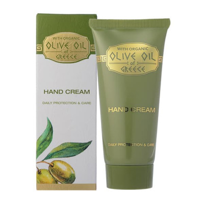 Крем для рук ежедневная защита и уход Olive Oil of Greece 50 ml