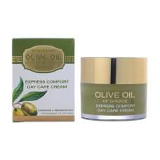 Дневной крем экспресс-комфорт для нормальной и сухой кожи Olive Oil of Greece 50 ml