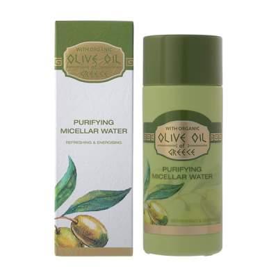 Очищающая мицеллярная вода Olive Oil of Greece 150 ml