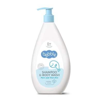 Шампунь для волос и тела Shampoo & Body Wash Bebble 400 ml