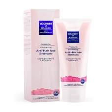 Пробиотический восстанавливающий шампунь против выпадения волос Yoghurt of Bulgaria, 200 мл