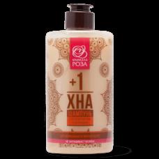 Шампунь Хна+1 для нормальных и жирных волос, Крымская Роза, 450 мл