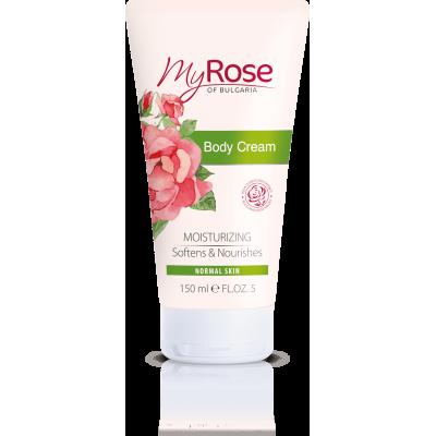 Крем для тела Body Cream My Rose of Bulgaria