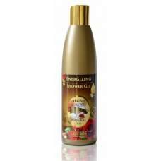 Освежающий гель для душа с аргановым и розовым маслами, Argan & Rose, 250 мл