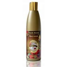 Кондиционер-маска для волос с аргановым маслом, розовой водой и кератином, Argan & Rose, 250 мл