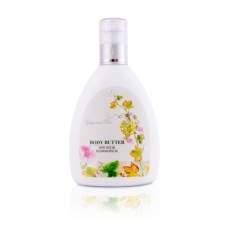 Крем-масло для тела с маслом виноградных косточек и розовым маслом, Grape and Rose, 300 мл