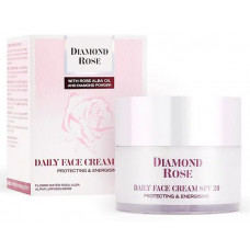 Крем для лица дневной с UV защитой  SPF 20 Diamond Rose 50 мл