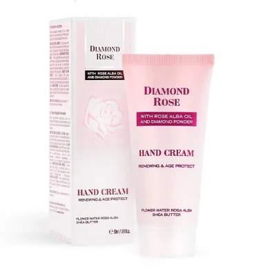 Крем для рук обновляющий Diamond Rose 50 мл