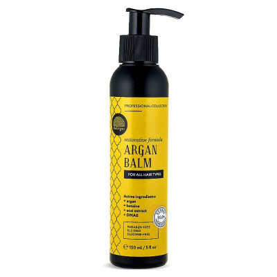 Аргановый бальзам-кондиционер для волос Huilargan общеукрепляющая формула 150 мл
