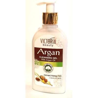 Очищающий гель с аргановым маслом Cleansing gel with argan oil Argan, 200 мл