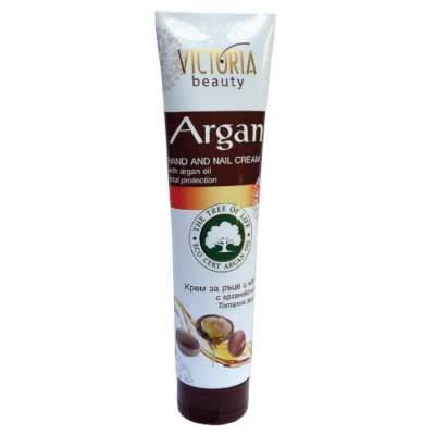 Крем для рук и ногтей с аргановым маслом Hand and nail cream with argan oil, 100 мл