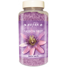 Соль для ванны Маракуйя Passion Fruit Refan 250г