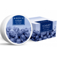 Крем для тела Йогурт и бузина Yogurt and Eldberry Refan 200 мл