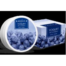 Крем для тела Йогурт и бузина Yogurt and Eldberry Refan 200 мл