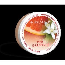 Крем-масло для тела Розовый Грейпфрут Pink Grapefruit Refan 200 ml