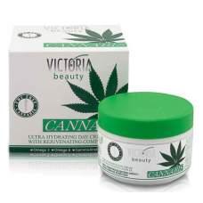 Увлажняющий дневной крем с омолаживающим комплексом Cannabis, 50 мл