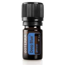 Deep Blue, успокаивающая смесь масел doTerra, 5 мл