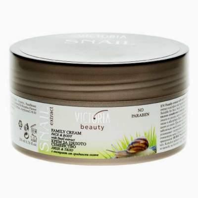 Крем для всей семьи с экстрактом улитки Snail Extract, 200 мл