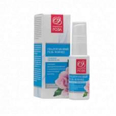Гиалуроновый гель-флюид для лица Глубокое увлажнение Роза, 30 мл