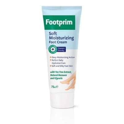 Крем для ног увлажняющий Soft Moisturizing Foot Cream Footprim 75 мл