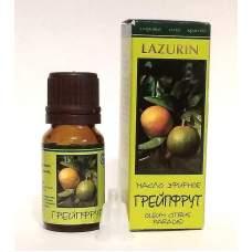 Грейпфрутовое масло Lazurin, 10 мл