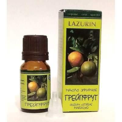 Натуральное эфирное масло грейпфрута Lazurin