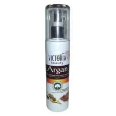 Выпрямляющий крем с термозащитой для волос с аргановым маслом и кристаллами семени льна 3 в 1  Argan, 150 мл