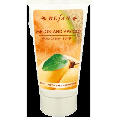 Крем-масло для рук Дыня и Абрикос Melon and Apricot Refan 75 мл