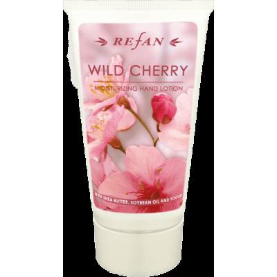 Увлажняющий лосьон для рук Дикая вишня Wild Cherry Refan 75 мл