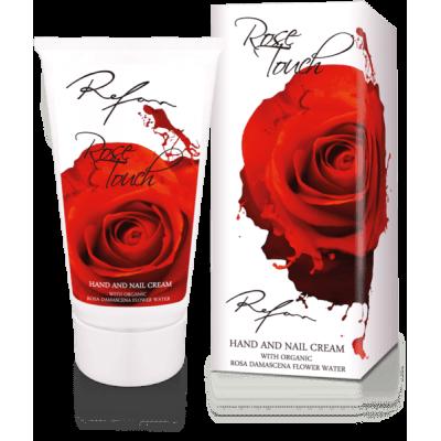 Крем для рук  и ногтей Прикосновение розы 75мл