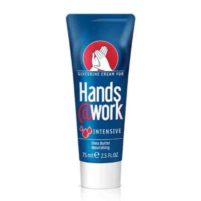 Крем для потрескавшейся кожи рук Hands@work intensive (Витамины А, Е и F), 75 мл