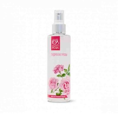Гидролат Розы (розовая вода), 200 мл