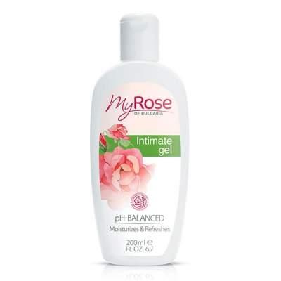 Гель для интимной гигиены My Rose of Bulgaria 200 мл