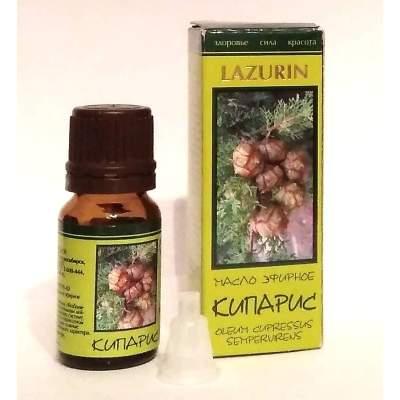Натуральное эфирное масло кипариса Lazurin