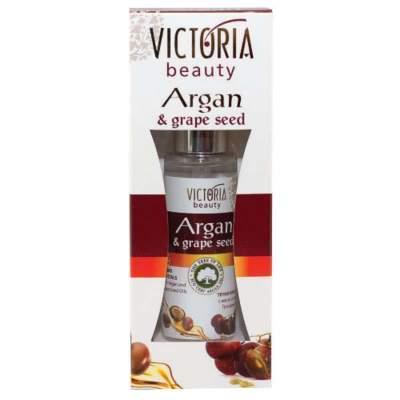 Жидкие кристаллы для ухода за волосами с аргановым маслом и маслом виноградных косточек Argan, 50 мл